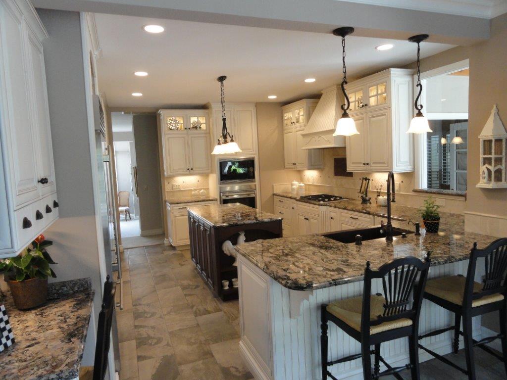 Hr design and build custom kitchen remodeling bay area for Kitchen remodel bay area
